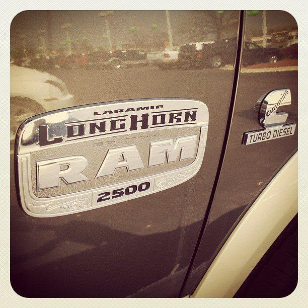 Ram 2500 Longhorn Laramie
