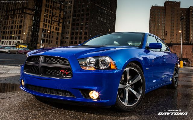 2013 Dodge Daytona Charger