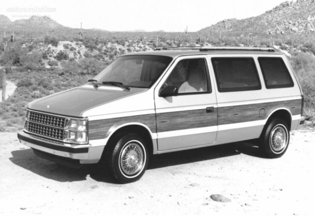 1983 dodge grand caravan